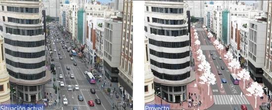 Cantos de sirena en la gran via madrileña - HOME