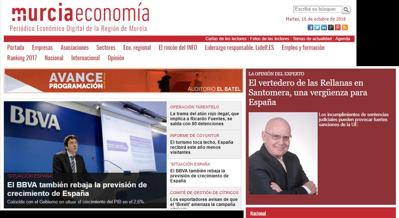 murcia economía - ♦El vertedero de las Rellanas en Santomera, una vergüenza para España