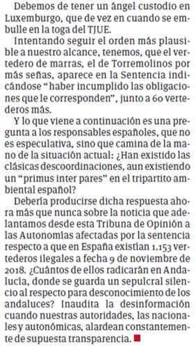Artículo Más de 1500 vertederos ilegales cuántos en Andalucía Viva Sevilla 2 - ♦Más de 1.500 vertederos ilegales: ¿cuántos en Andalucía?