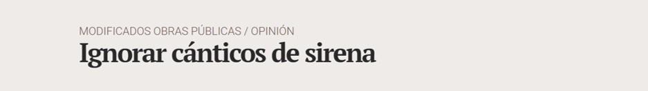 Ignorar cantos de Sirena - ♦Ignorar cánticos de sirena