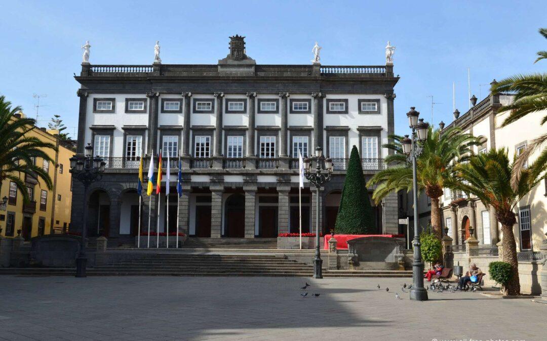 Suspenso para algunas entidades canarias en el conjunto español