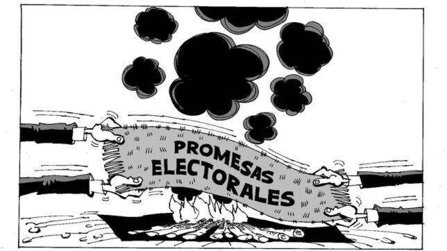 Promesas consistoriales rotas o fallidas