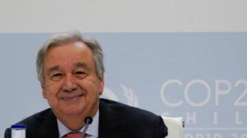 ♦Arenga del Secretario General de la ONU en busca del arraigo de las empresas