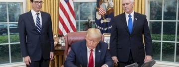 Trump desoyó a la CIA sobre el peligro del coronavirus