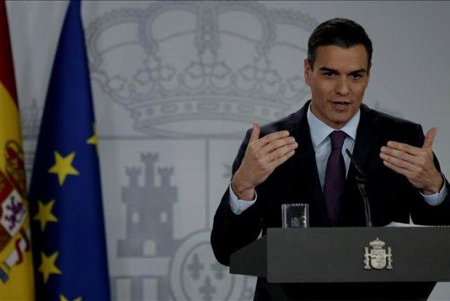 España casi arrojada a los abismos económicos