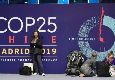 """Diáspora"""" del coronavirus sobre la Conferencia Mundial del Clima en Madrid - Otros Países"""