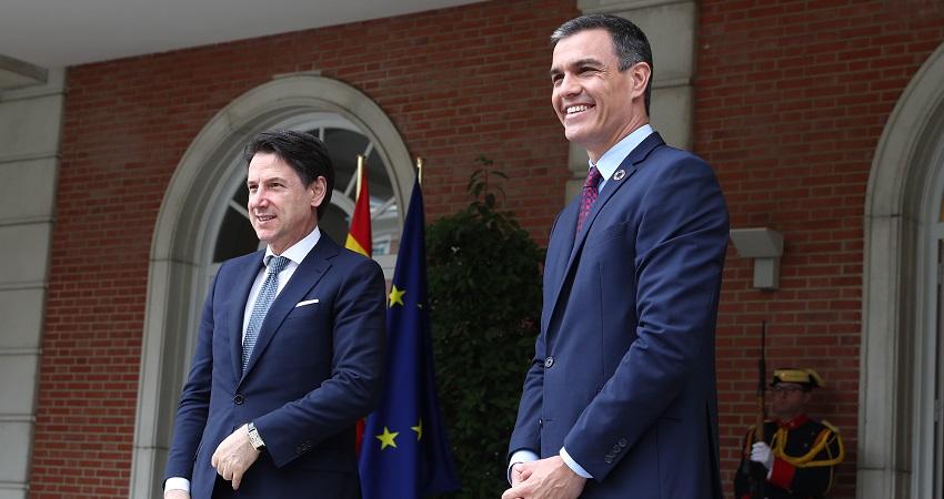 Surge entre bambalinas del gobierno español pánico escénico - Unión Europea