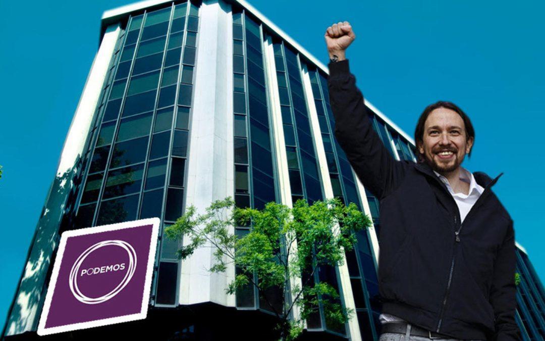 Dificil situacion para Podemos y los modificados de obra en su sede 1080x675 - Unión Europea