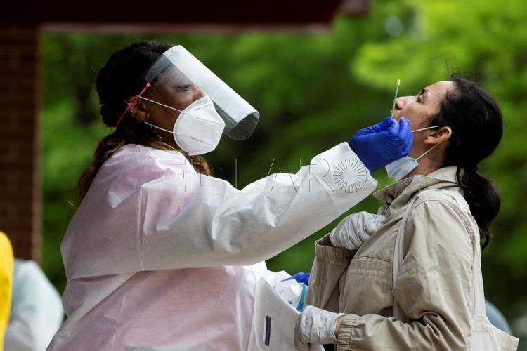 Espana 6199 supera en muertes por coronavirus a Estados Unidos 5604 por cada 100.000 habitantes - Otros Países