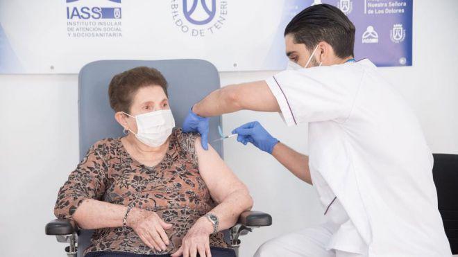 Vacunas para Canarias