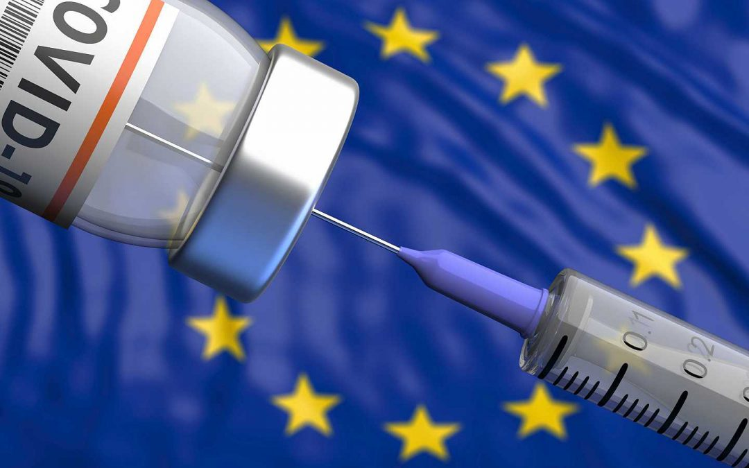 Europa rehen en el suministro de vacunas 1080x675 - Ayuntamientos