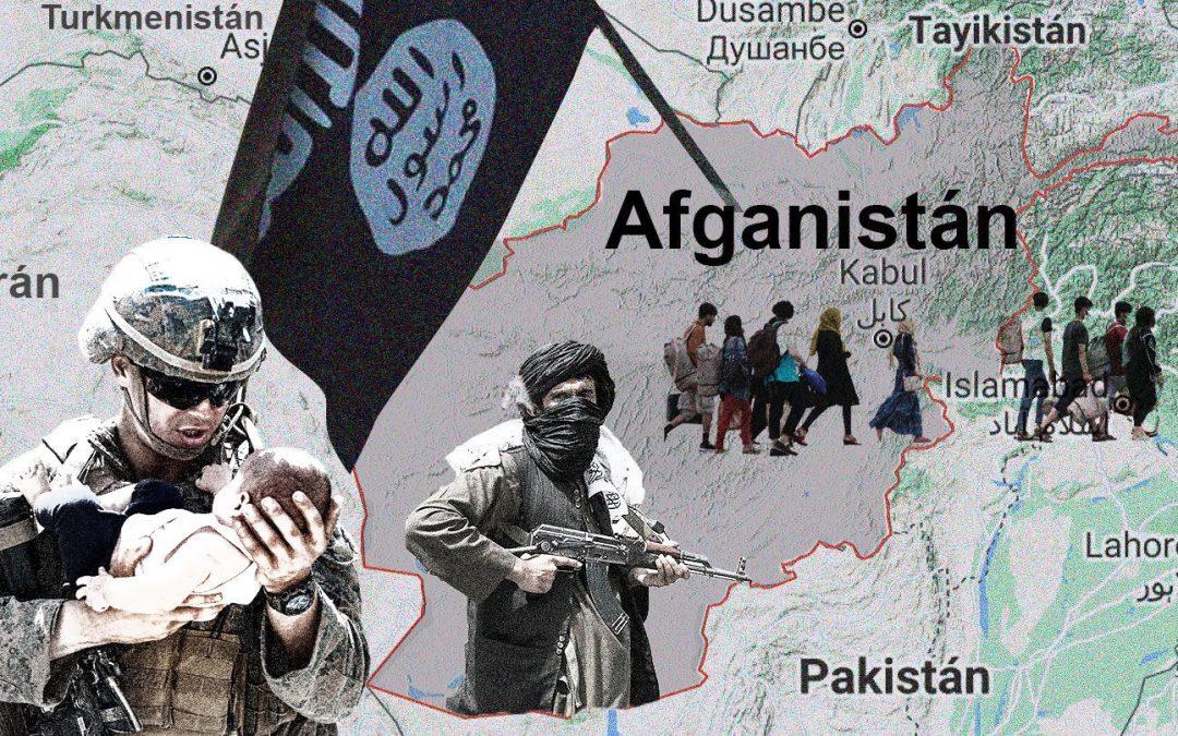 ¿A quién le interesa la debacle de Afganistán?