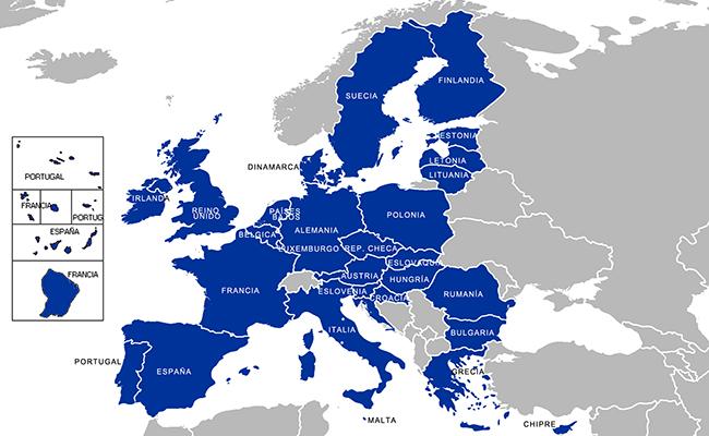 Los zurcidos de la Union Europea - Unión Europea